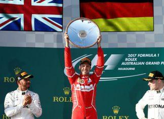 Vettel, the four-times world champion