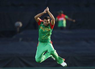 Bangladesh Tigers wiped Sri Lanka by 45 runs