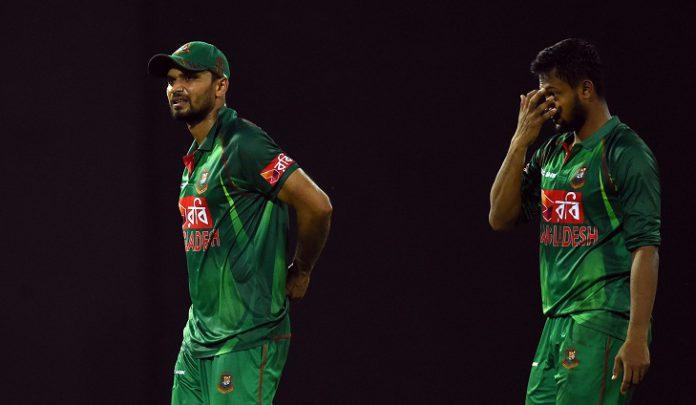 Shakib might replace Mashrafe as T20 captain