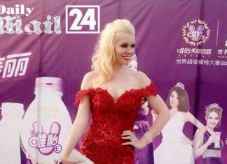 Beauty Queen Lenka made UAE really proud!