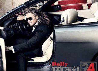 Spotlight on Iranian supermodel Afshin Sedigh