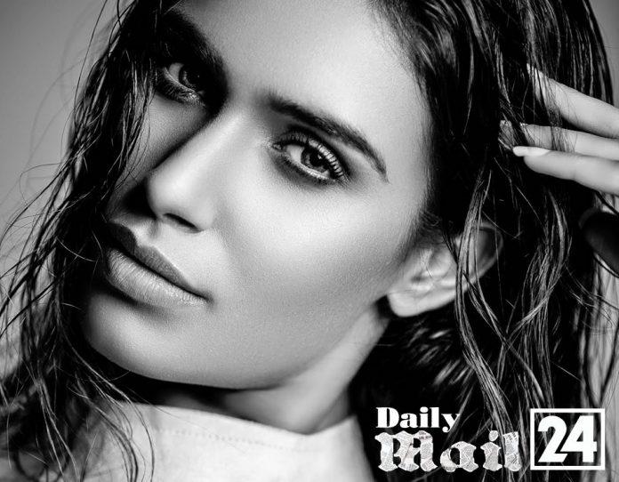 Pooja Bimrah, the 'Face of India'