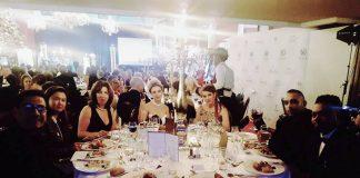 Kiran Rai covers Verve Rally Gala dinner 2017