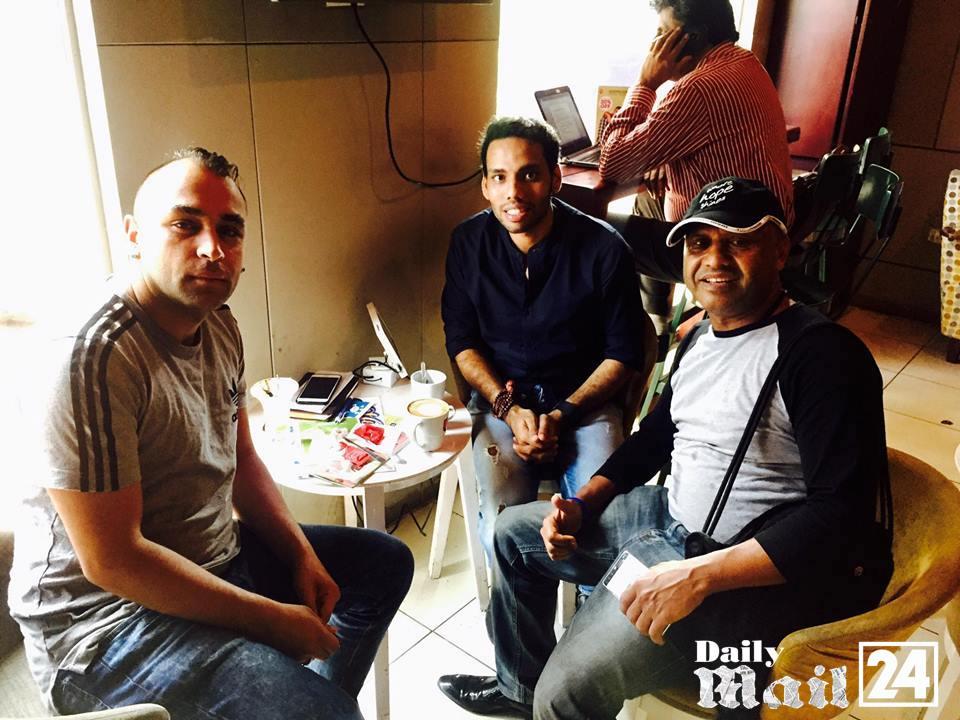 Kiran Rai gets interviewed on Radio City and Mumbai Mirror (Video)