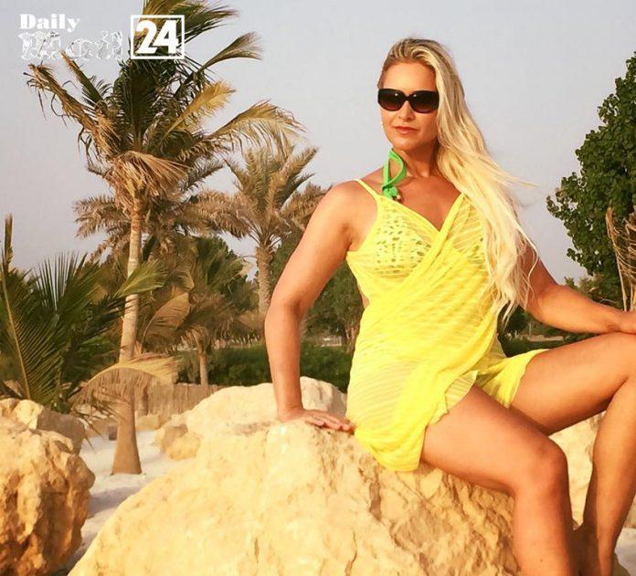 Eva Zellhofer-supermodel from Austria