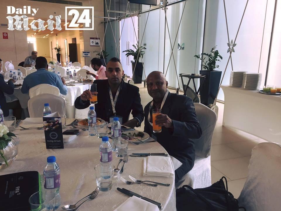 E.C.O.S.E.P 5th congress with FIFA Update at UAE