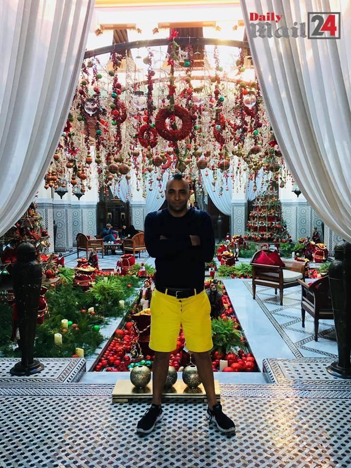 KingMohammed VI has established anew standard of luxury