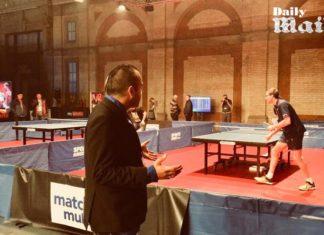 Ping pong world championships 2018
