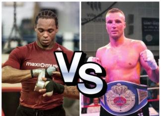 Anthony Yarde V Averlant boxing press conference