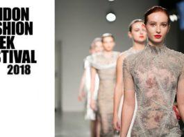 London Fashion week festival 2018