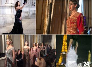 Press Release Oriental Fashion Show in Paris