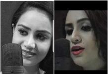 Shameema Akter, Young Sufi Singer from Kashmir