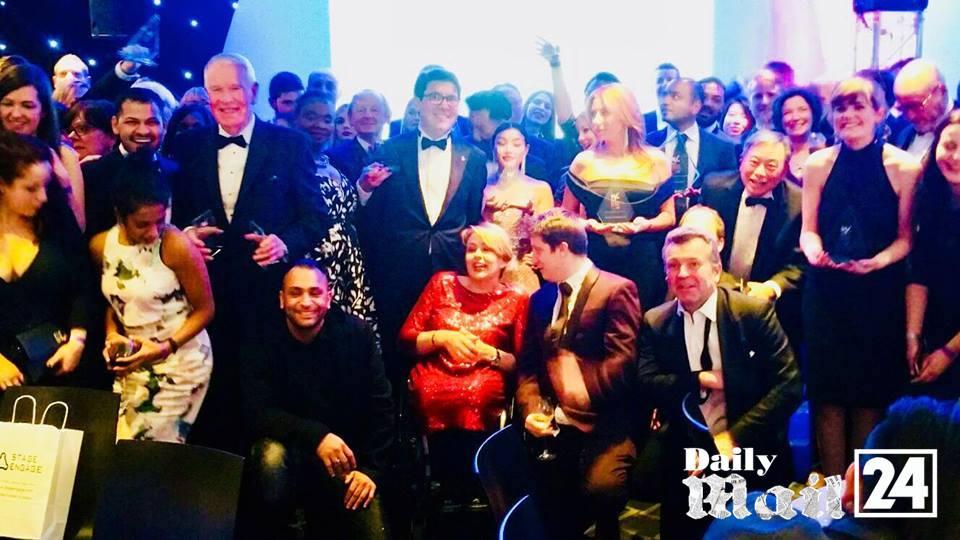 West London business awards 2018