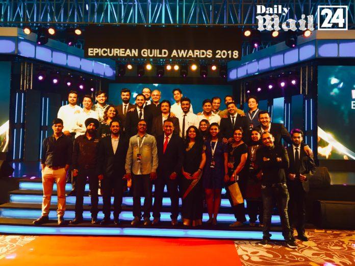 Living Foodz Guilds awards 2018 Mumbai