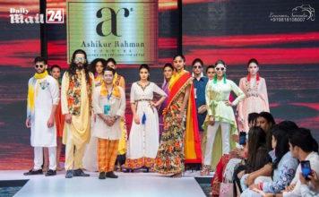 ASHIKUR RAHMAN COUTURE's bright presence at UMRAO