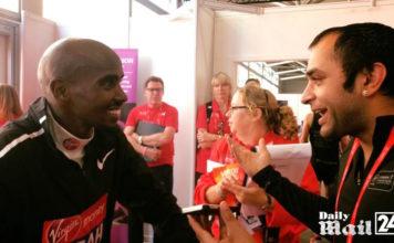 Mo Farah breaks history at London Marathon 2018