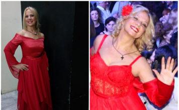 I feel nervous only before my performances: Despina Tsolaki