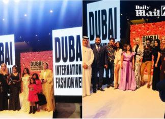 International Fashion Week Dubai Season 6 SS18