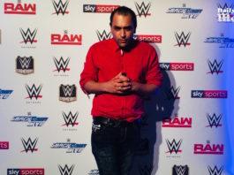 Rai reviews 02 WWE Smackdown live backstage