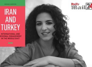 Book based on Iran & Turkey relationship: Dr. Marianna Charountaki