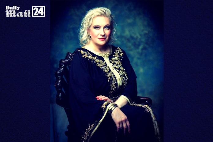 Black is my favorite color: Ivana Sojkova