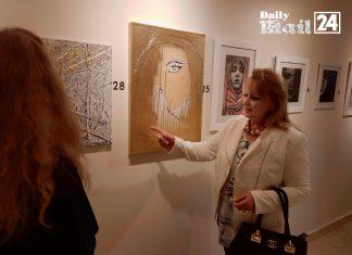 CORNELIA STECKHAN, FINALIST IN THE SECOND GLOBAL ART AWARDS