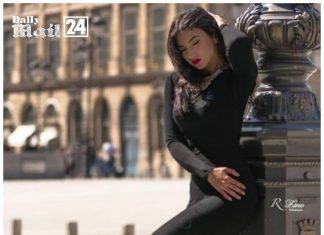 I enjoy my work as an engineer and as a model: Fati Cherrak