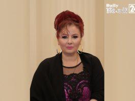 I would define myself as a dreamer MissIoana Al Bada