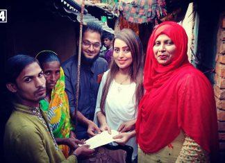 Shakila Gaffar, who sacrificed her life for mankind through 'Colors of life'
