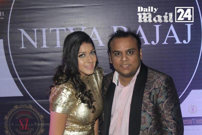 Kunal Gupta represents India in fashion in all over world