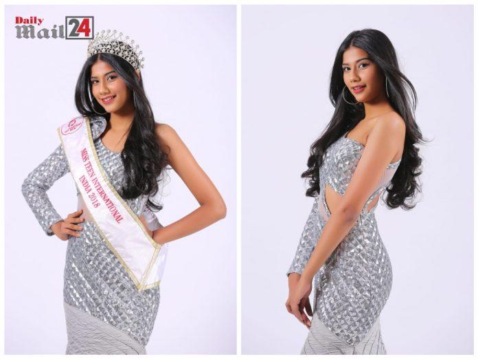 Ritika Khatnani will be representing India at Miss Teen International 2018
