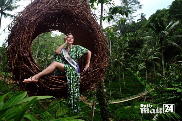 Ukrainian Angels visit Bali Paradise