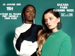 Bakana Fashion Week Paris 2019