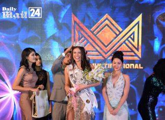 Daniela Nietofrom USA crowned Miss Multinational 2018