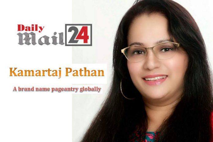 Kamartaj Pathan, a brand name pageantry globally