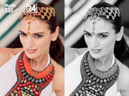 Mona Shroff has been invited to international fashion week Nepal