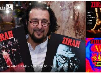Alain Zirah, A complete artist form France
