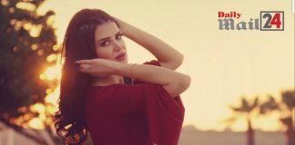 Arab World's One Fashion Model Youmoshka Ythman