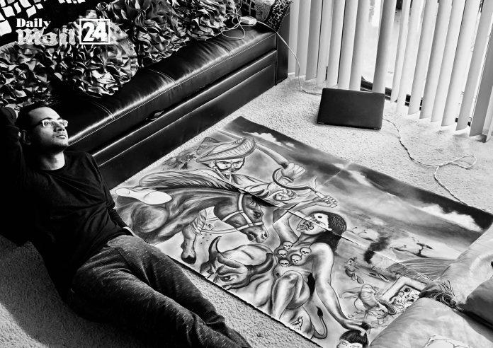 Art Makes the Artist?-Bespoke Sushovan Dasgupta1