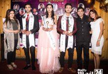 International Beauty Pageant Sash-Award Ceremony