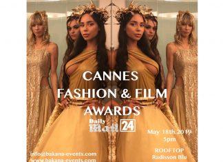 Cannes Fashion & Film Awards 2019