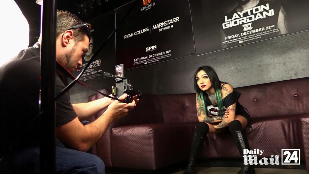 Chat with Luigi Hernandez &  Wade Eno, Adult video producers in Las Vegas