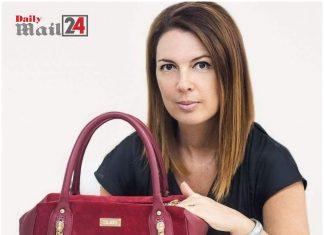 Designer Georgeta Furdui, Who thinks & creates both for women & men
