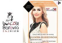 Meet designer Gulnora Mukhedinova from Uzbekistan