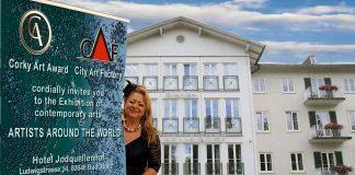 Painting Art exhibiton: ARTISTS AROUND THE WORLD