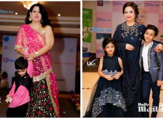 Organisation Mumzhub celebrated events named Dear mom