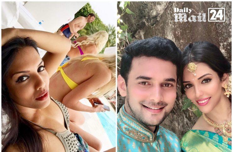 Supermodel Rashmi Buntwaal & recent professional works