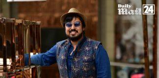 I love using color Fashion designer Abhishek Dutta