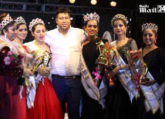 Miss and Mrs globe India 2019