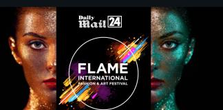 Flame International Fashion and Art Festival 2019